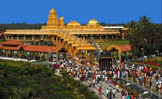 vellore-golden-temple