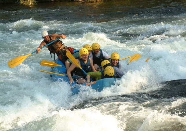 River Rafting In India: River Rafting Packages In India