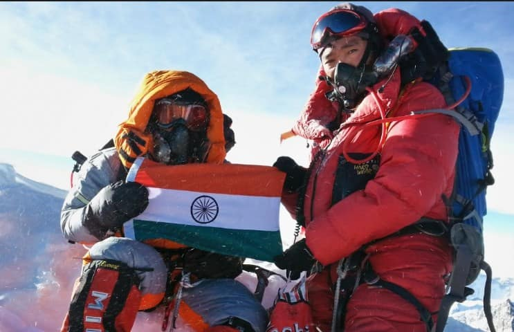 Mountain Climbing Places In India