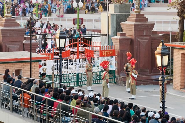 The Wagah Border