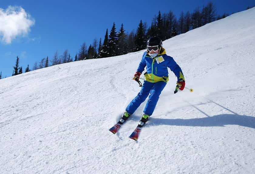 Skiing And Other Mountain Sports