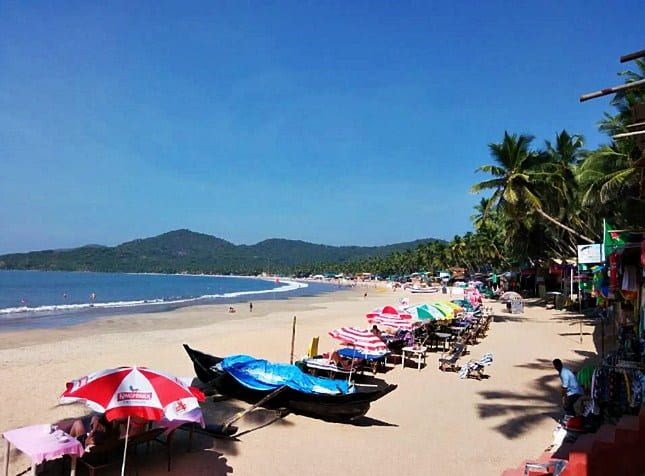 Galgibaga Beach Goa