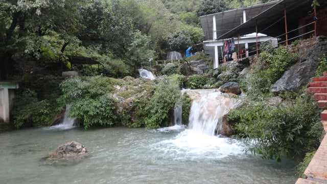 Kempty Waterfalls Mussoorie Hill Station