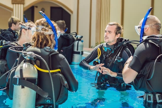 Cost Of Scuba Diving In India
