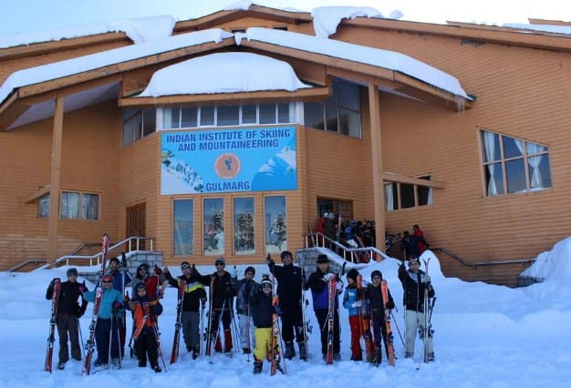 Indian Institute Of Skiing And Mountaineering Gulmarg Jammu And Kashmir