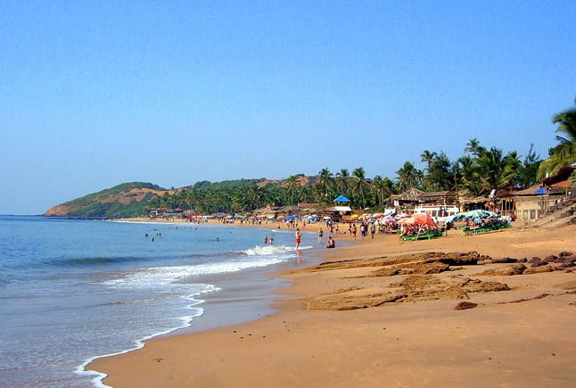 Kakolem Beach Goa