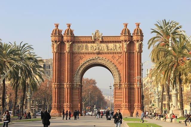 Barcelona Sightseeing Places