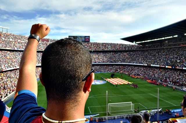 Watch A Football Match In Camp Nou