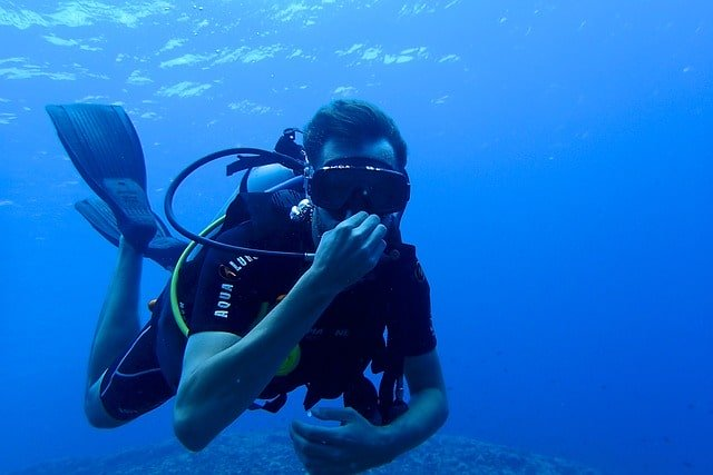 Scuba Diving In India Goa