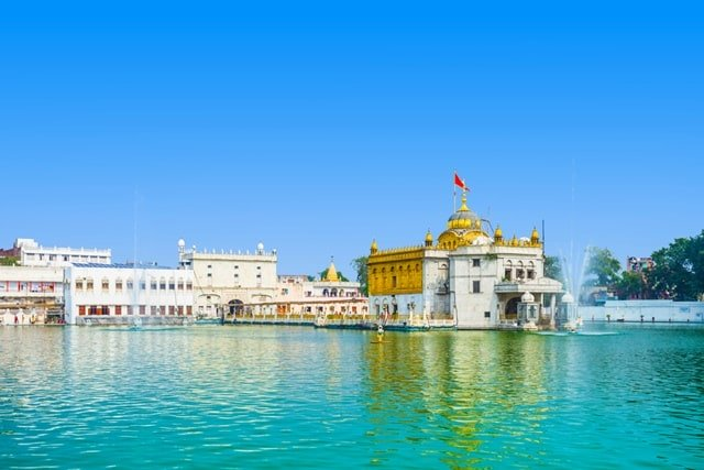 Tourist Attraction In Amritsar: Shri Durgiana Temple