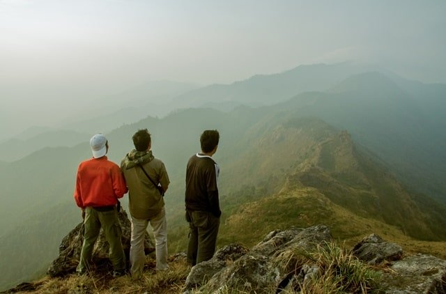 Chamber Hill A Tourist Places In Wayanad