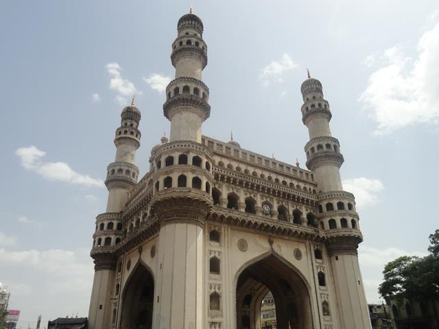Tourist Place In Hyderabad Tourism: Charminar History
