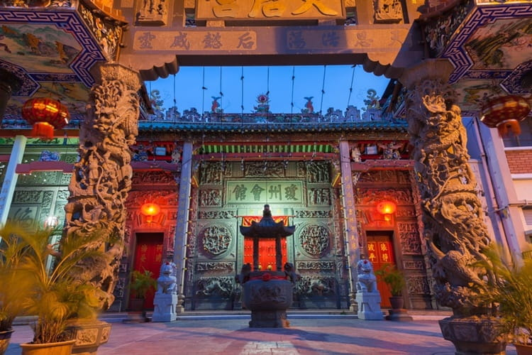 Things To Do In Penang Malaysia Tourist Places