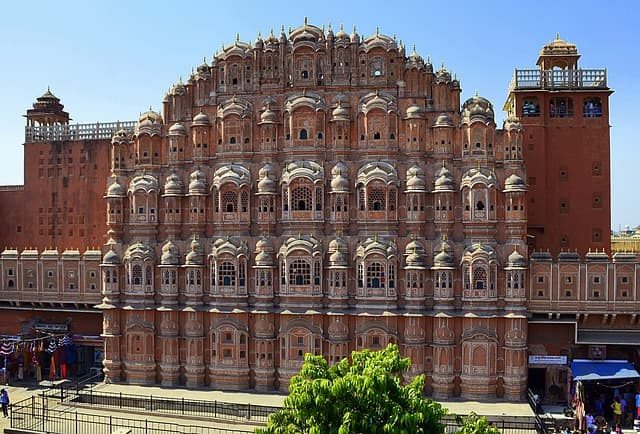 Hawa Mahal Information Historical Places In India