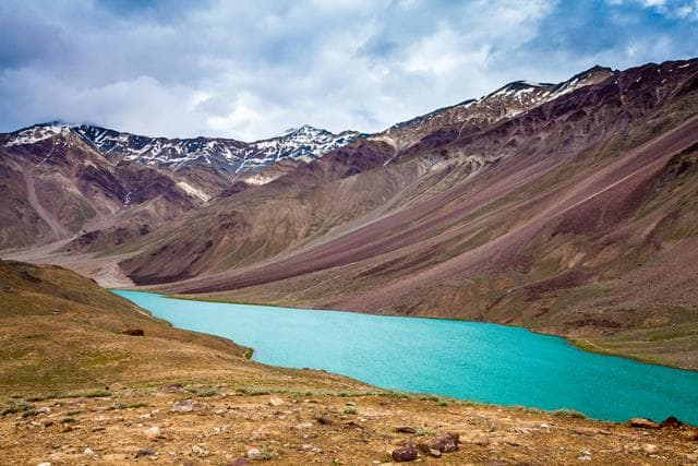 Chandra Taal Spiti Valley Tourism