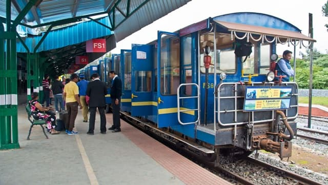 A Joy Ride In The Toy Train Ooty Tourism
