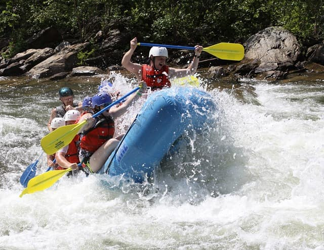 Dubare River Rafting Things To Do In Coorg