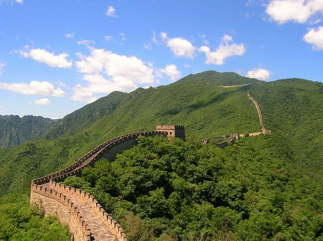 Great Wall Of China Seven Wonders