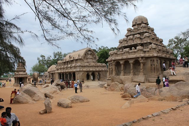 Historical Places In India Information About Mahabalipuram