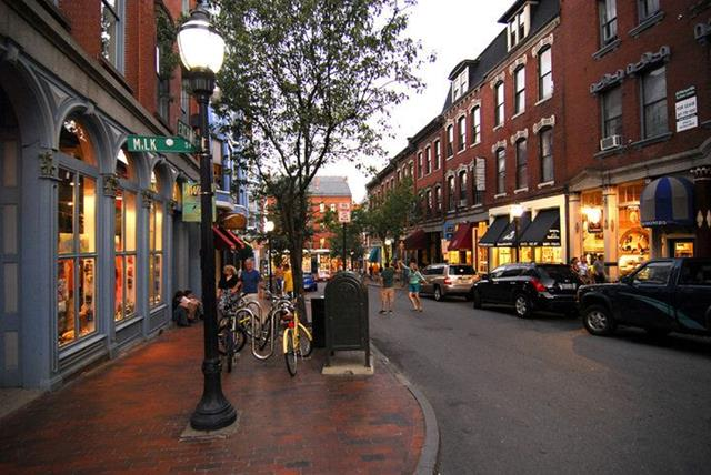 Portland Maine Things To Do Shopping