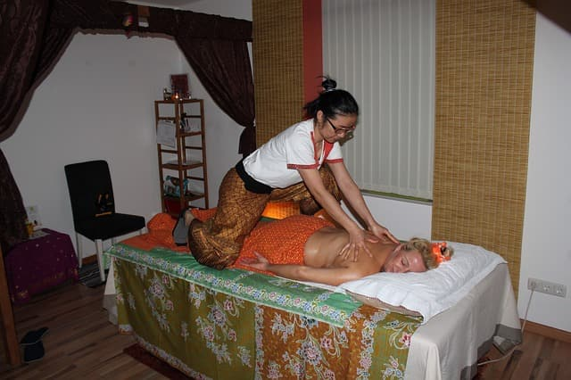Get A Thai Massage Therapy Things To Do In Krabi Thailand