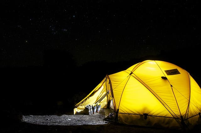 Overnight Camping At Gonikoppal Things To Do In Coorg