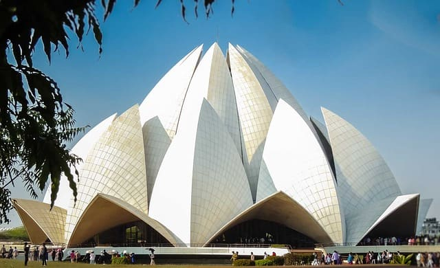Lotus Temple Information Delhi Tourism