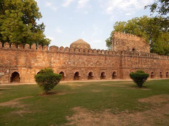 Mughal Gardens New Delhi, Delhi Tourist Places
