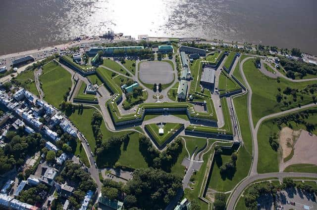 Famous Places In Canada La Citadelle Quebec
