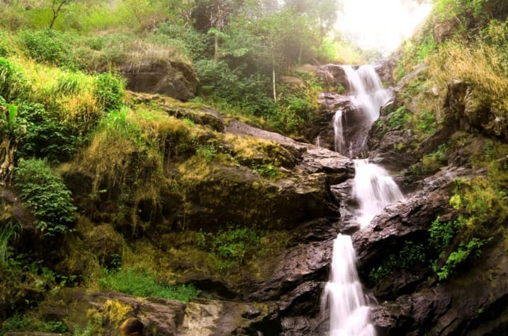 Iruppu Falls Places To Visit In Coorg