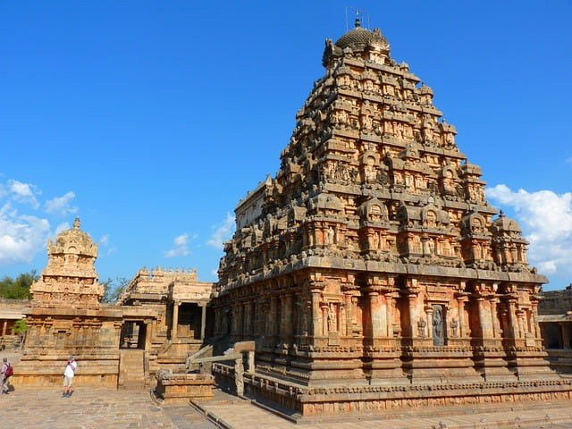Historical Places In India Chola Temples Tamil Nadu
