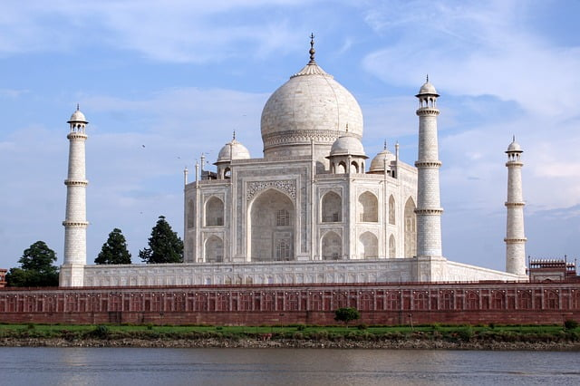 Taj Mahal History In English In Short Paragraph
