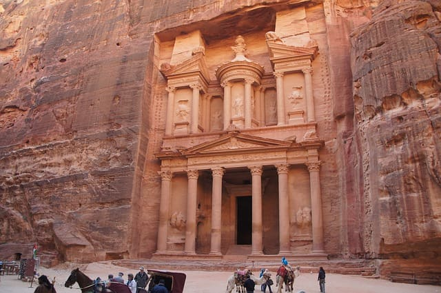 Petra 7 Wonders Of The World