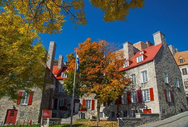 Places To Visit In Canada Chevalier House Quebec City