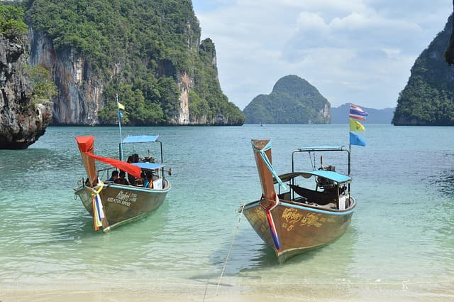 Phi Phi Island Thailand Attractions