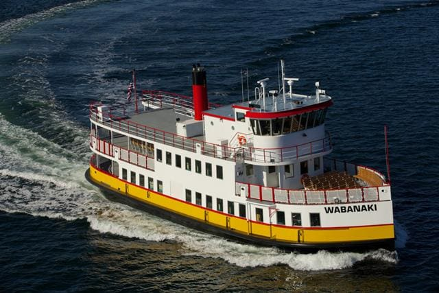 Casco Bay Cruises Things To Do In Portland