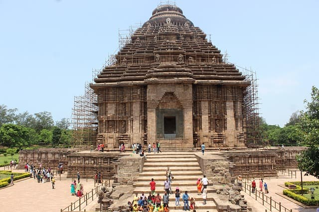 Sun Temple Konark Information Historical Places In India