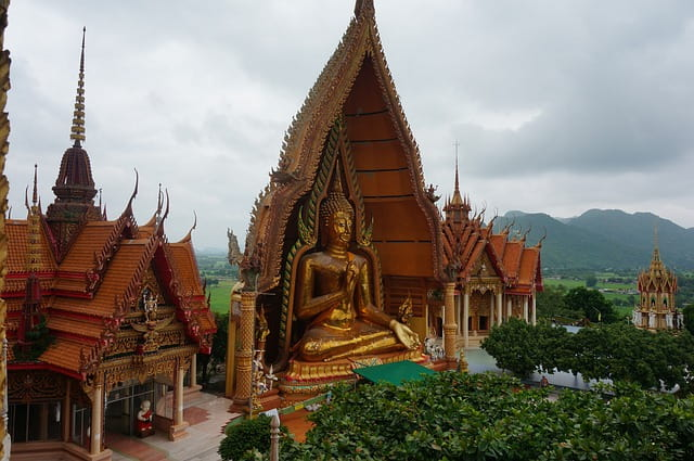Tiger Cave Temple Tour Things To Do In Krabi Thailand