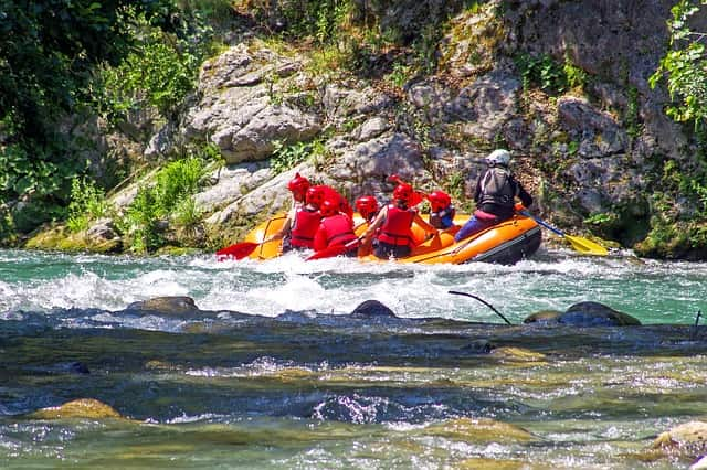 River Rafting Things To Do In Coorg