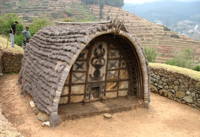 Trackback To Toda Huts Ooty Tourism