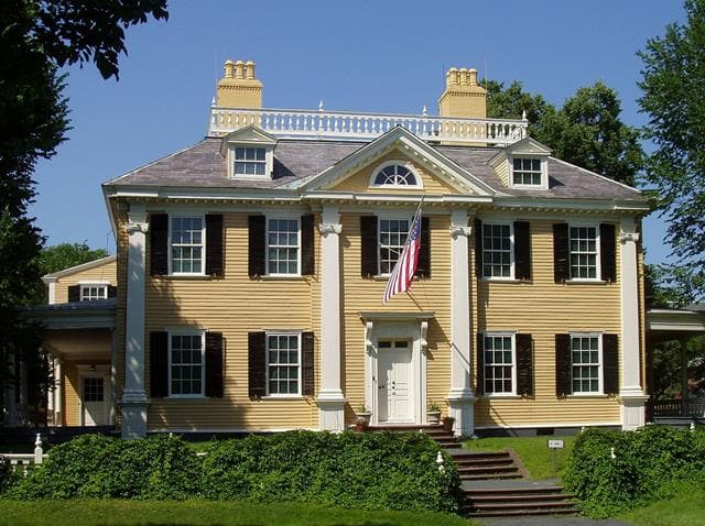 Maine Historical Society And Wadsworth Longfellow House