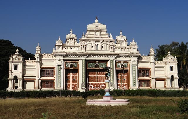 Mysore Palace Information Historical Places In Karnataka