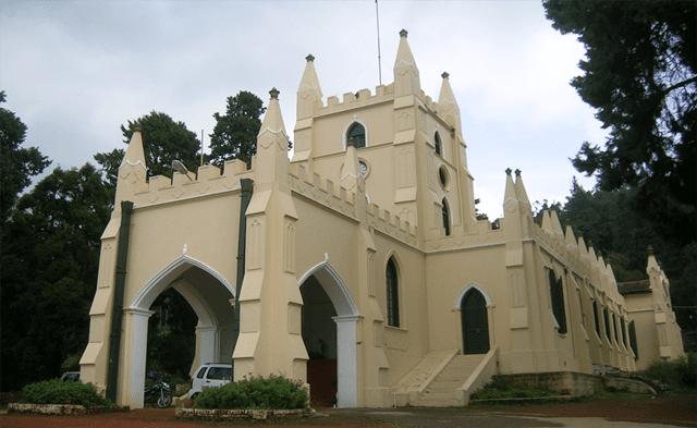 Visit St Stephen's ChurchThings To Do In Ooty