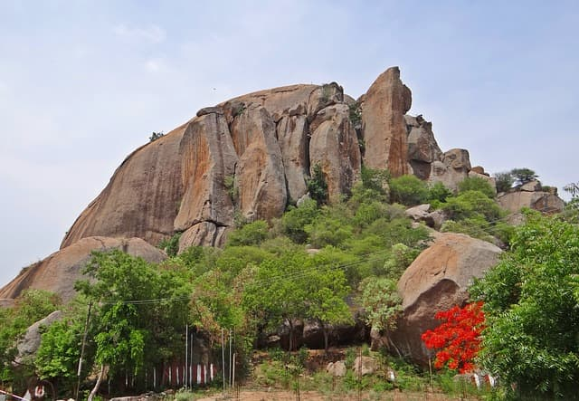 Tourist Places Near Bangalore Ramanagaram Sholay Shooting Location