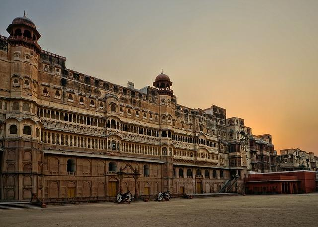 Junagarh Fort Bikaner Tourist Places