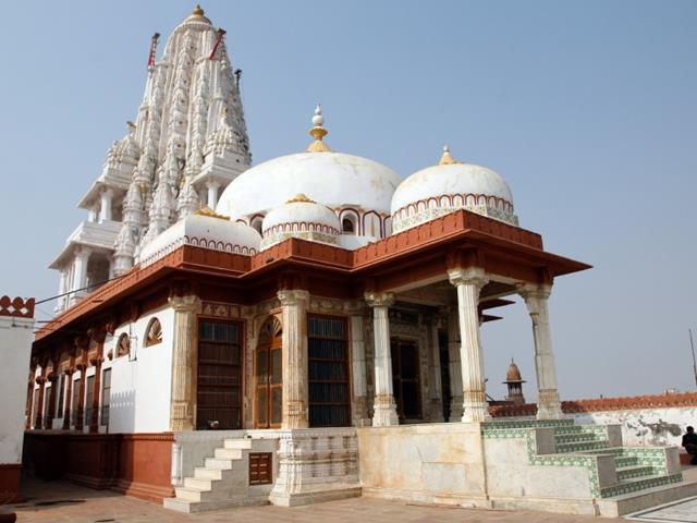 Laxminath Temple Bikaner Tourist Places