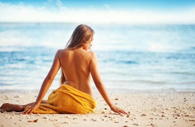 Top 7 Nude Beaches Of 7 Continents In The World