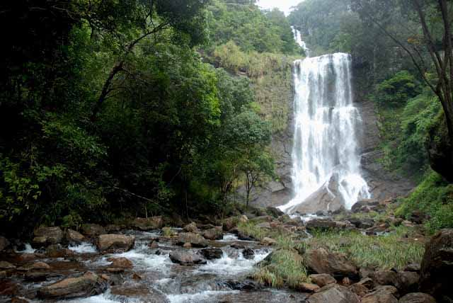 Manikyadhara Falls Best Places To Visit In Chikmagalur From Bangalore