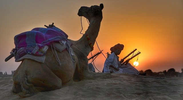 Night Camping Bikaner Desert Tour