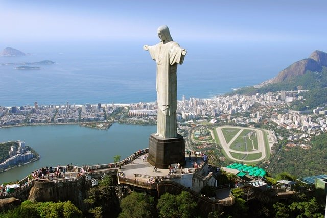 Seven Wonders Of The World Christ The Redeemer Statue